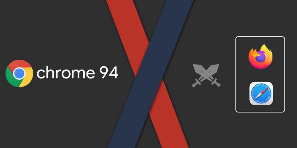 chrome 94 oficial