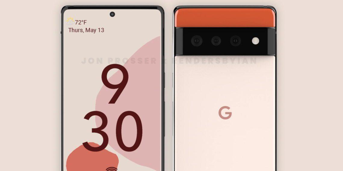 google pixel 6 pro cameras