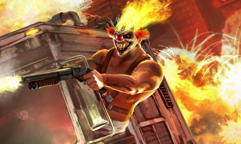 twisted metal game