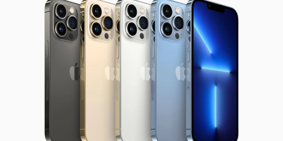 iphone 13 linha